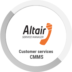 Service department CMMS