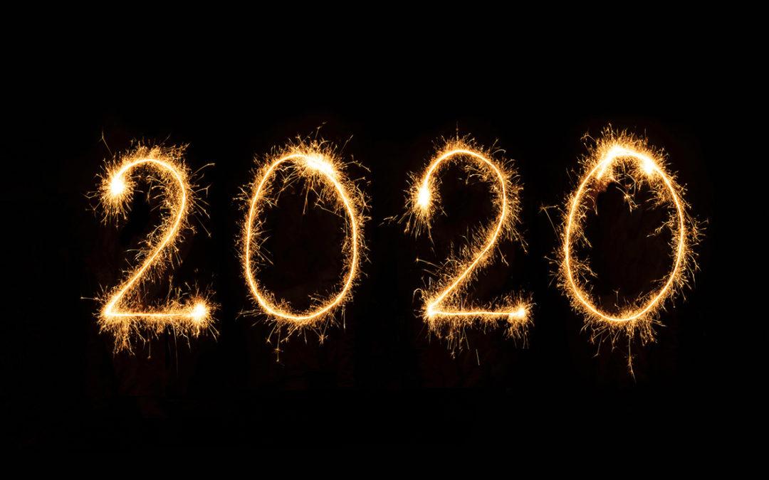 DSDSYSTEM vous souhaite une bonne et heureuse année 2020 !