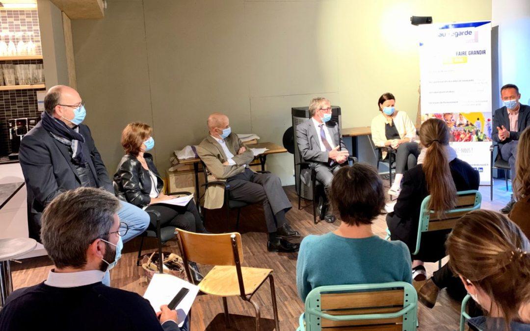 DSDSYSTEM et l'Institut pasteur au rendez-vous de la 5e édition des rencontres inspirantes du fond de donation
