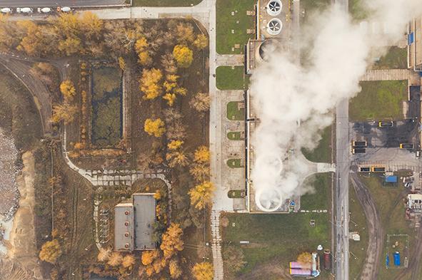 La GMAO, outil clé pour la baisse des émissions de CO2 dans l'industrie
